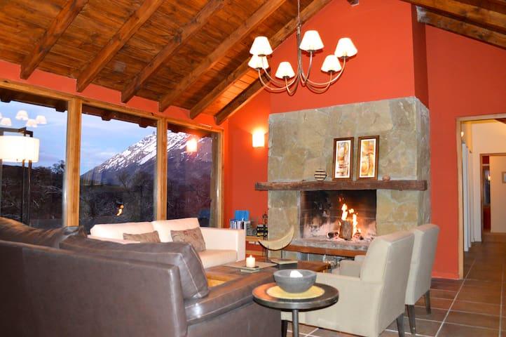 Mountain House El Chalten Patagonia