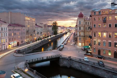Best Location in Saint Petersburg! - Apartment