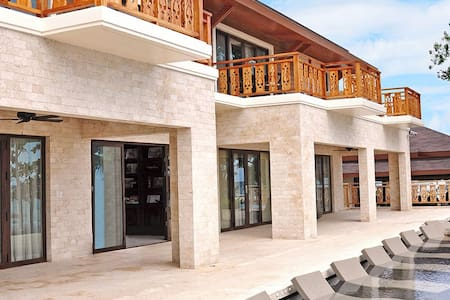 Private Resort - Beach Front Bohol - Baclayon - Bed & Breakfast