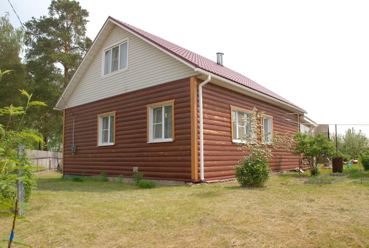 загородный дом в п. Ласковский