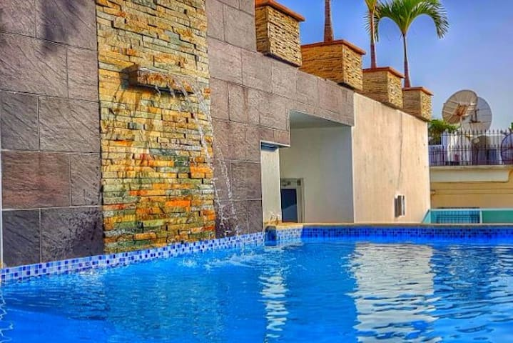 Luxury 1 Bedroom Brand New. Sto Dgo, Bella Vista - Santo Domingo - Apartemen