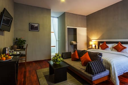 Villa Suite with Private Pool @ Tresor d'Angkor - Krong Siem Reap - Villa