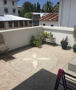 2 Private master bedrooms apartment - Sansibar-Stadt