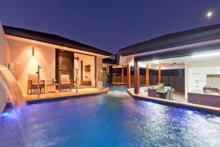 Designer oasis near bayside - Gumdale - Dom