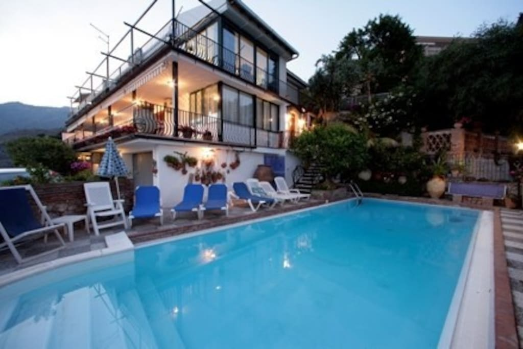 Apartment Giada In Villa With Pool Apartments For Rent