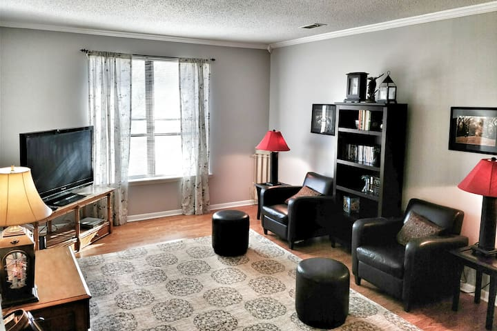 Centrally located newly updated 2 bedroom condo
