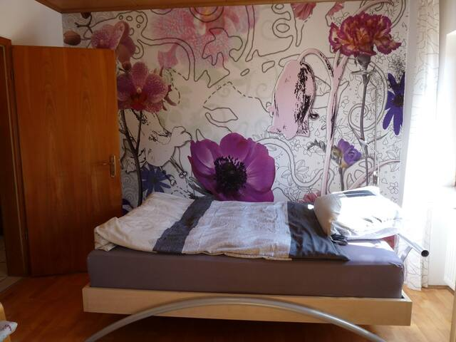 1,40 Meter breites Bett