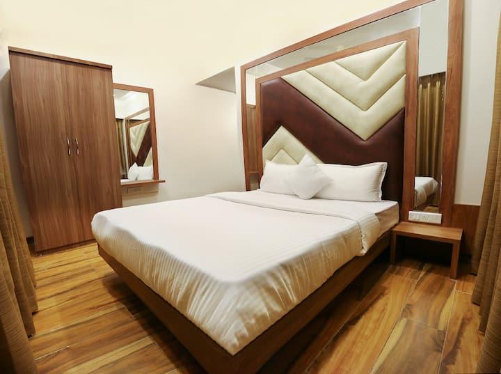 Deluxe room by Monarch @Fairmount Navi Mumbai.