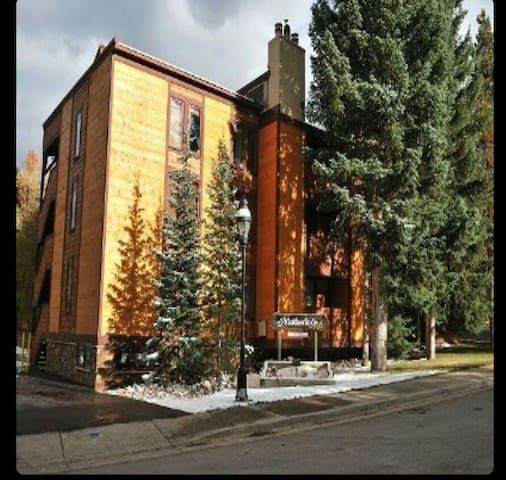 Beautiful Breckenridge condo