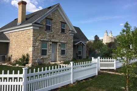 Manti Pioneer Cottage