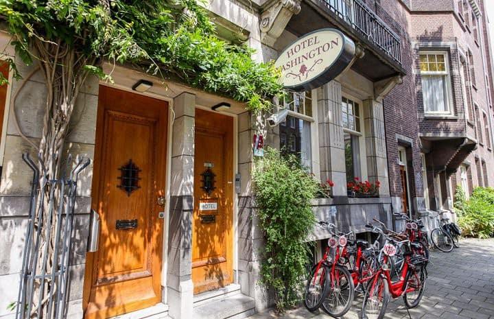 Hotelkamer Centrum Amsterdam Lang Termijn Mogelijk