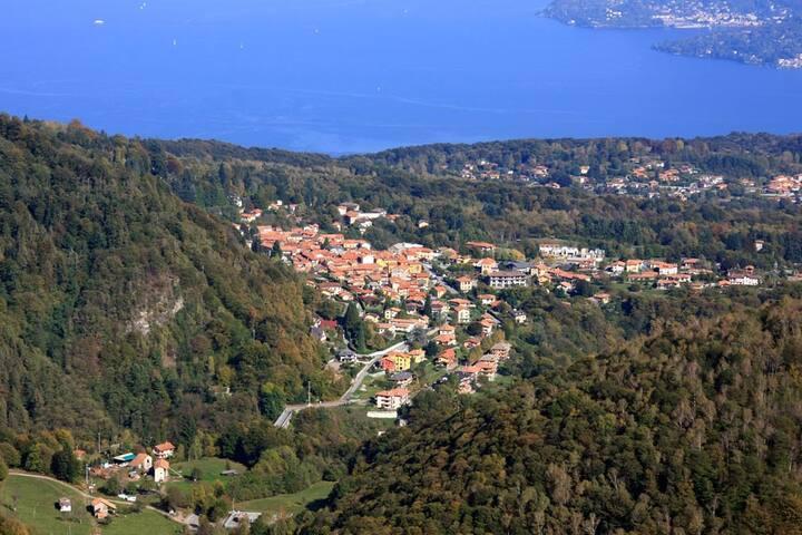 The Ideal Flat @Lake Maggiore