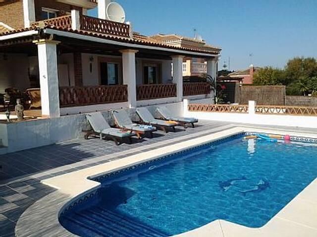 Peaceful villa with private pool! - Coín - Villa