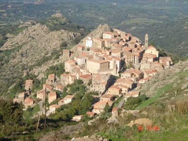 Maison de village en Haute-Corse - Speloncato - Huis