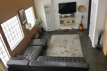 Modern Urban Tri Level Loft - Oakland