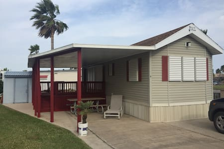 Beach house on private resort - Port Isabel