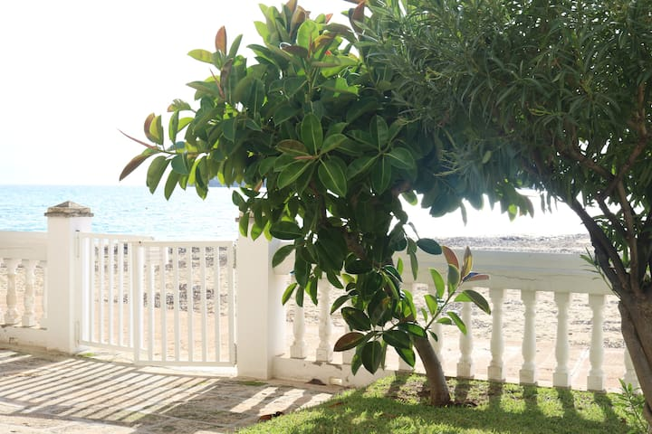 Apartamento acceso playa vista mar - Palmanova