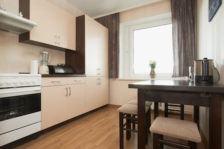 Nice spacious room - feel like at home - Vilnius - Wohnung