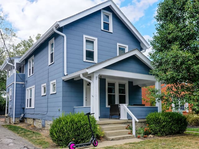 Spacious Home, Minutes from Downtown