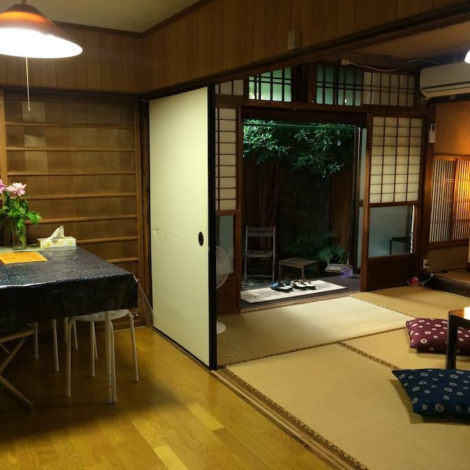 Charming Kyoto Machiya House