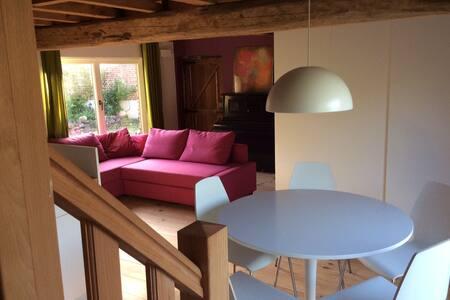 Verblijven in een bakhuis - Peer - Sommerhus/hytte