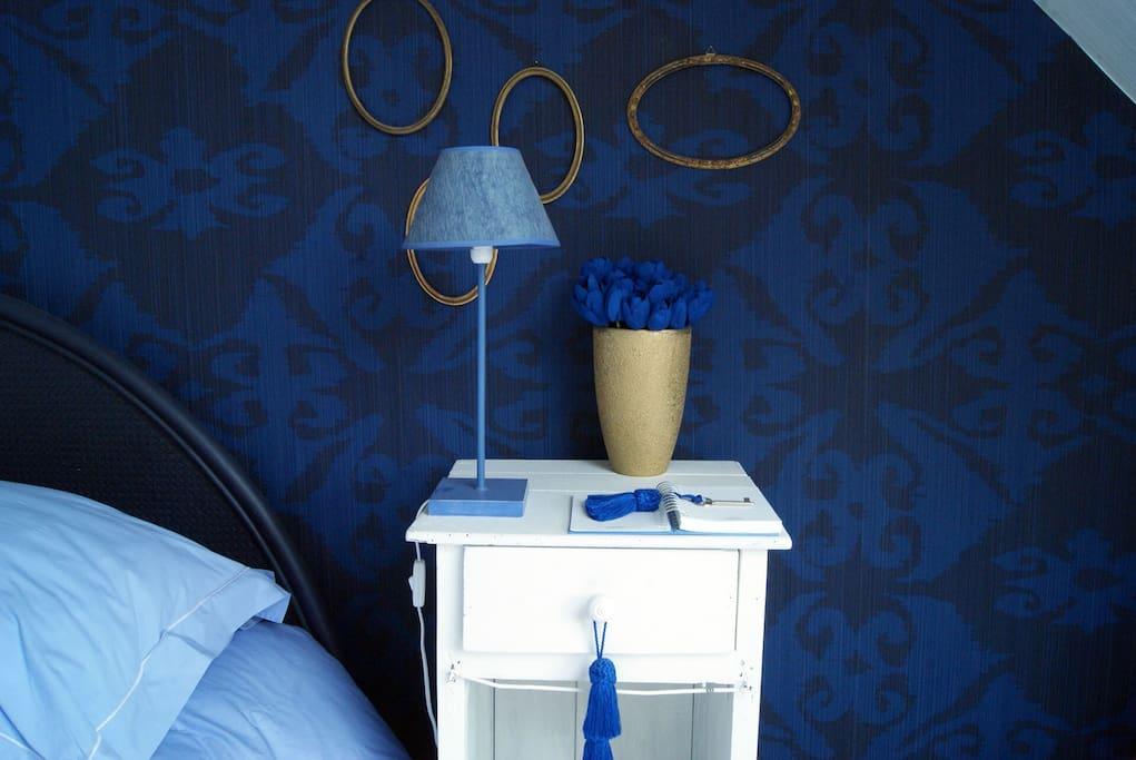 Décoration et aménagements pour un séjour agréable.