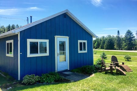 Cozy Cabin on the Cheboygan River - Cheboygan
