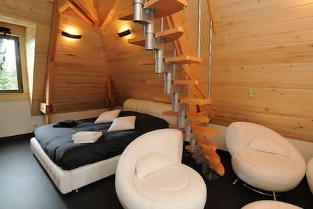 Suite 3pers, piscine/spa/sauna - Sarlat-la-Canéda
