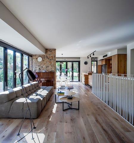 Award winning architect luxury home