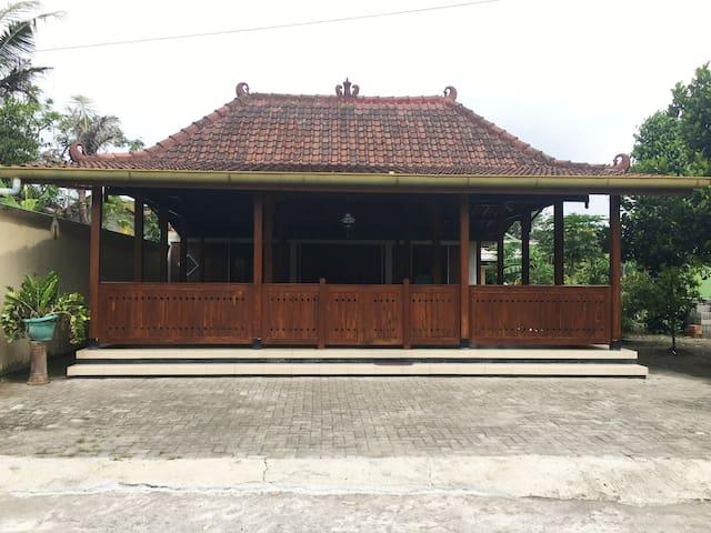 Griya Pendopo Homestay Yogyakarta