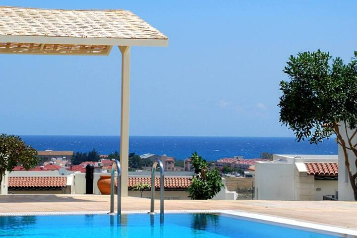 Luxury Holiday Apartment in Bogaz