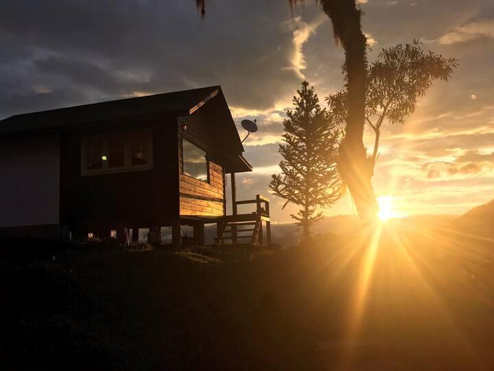 Cabana Alpha - Pousada Colina dos Ventos