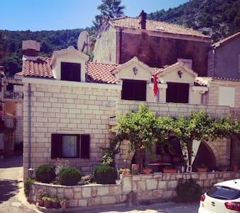 Your family house near Dubrovnik - Trstenik - Haus