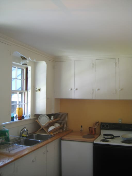 This is the kitchen.
