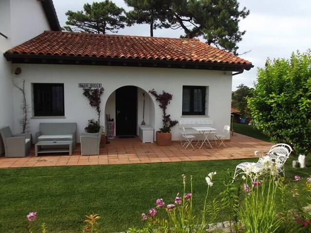 Encantadora casa en playa de Latas - Loredo - Rumah