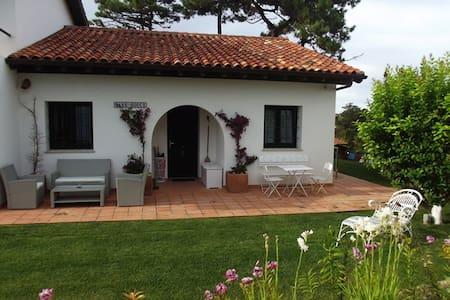 Encantadora casa en playa de Latas - Loredo - House