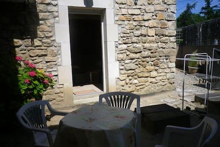 Proche Gorges Ardèche Maison Duplex - Saint-Julien-de-Peyrolas - Hus
