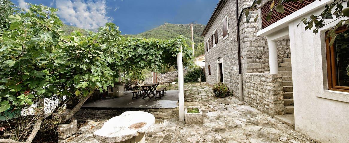 Stone House - Zelenika - Rumah