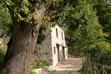"""Il Serrone"" country house - Guardia Lombardi - House"