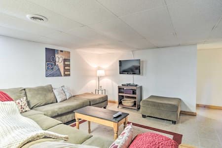 NEW! Pet-Friendly Apartment - 3 Miles to The Soo!