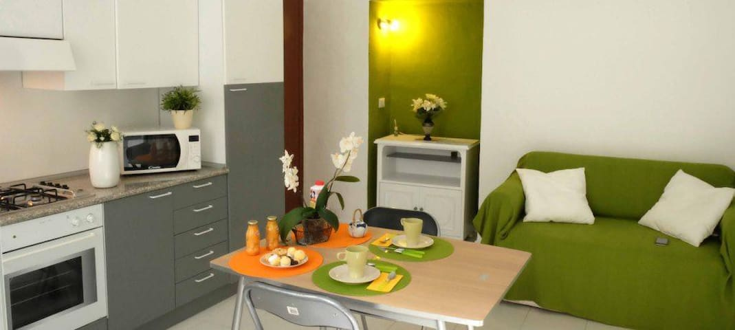 Apt. for 2 people - Metro 150 mt. - Milán
