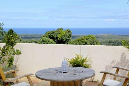 Villa de charme bien située vue mer - Les Avirons - House