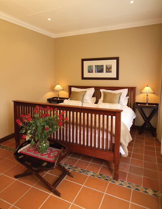 Spacious King size beds – Matisse