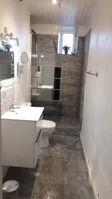 Nouvelle salle de bain.