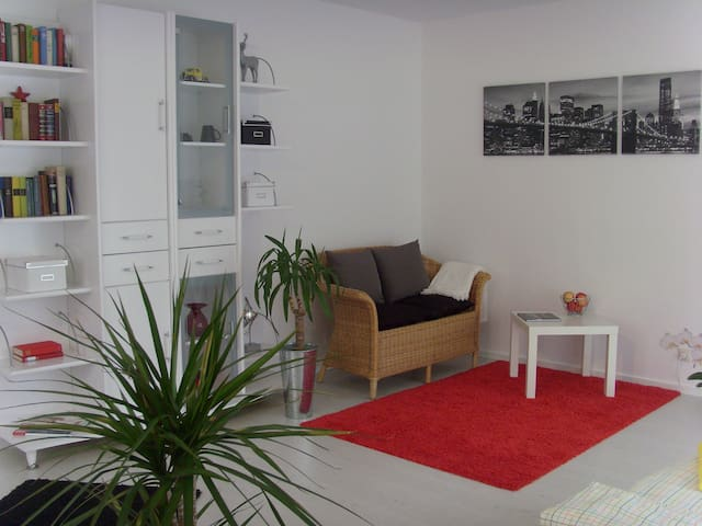 apt in center of Rhein-Main area - Langen (Hessen) - Lejlighedskompleks