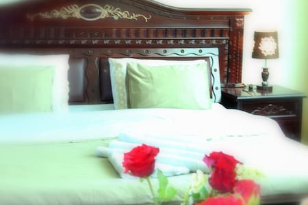 Deluxe room at GT Guesthouse (14m2) - Addis Ababa - 住宿加早餐