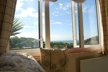 Seaview,Double Bed Little Bedroom - Folkestone - Dom