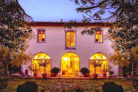 Villa Maddalena, vallée de l'Arno - San Miniato