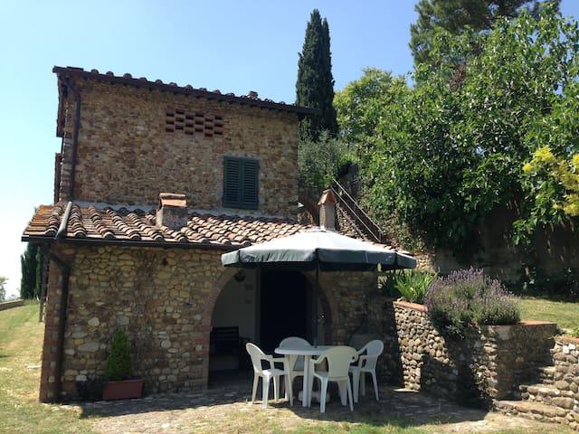 la sassaiola bilocale - San Casciano in Val di pesa - House