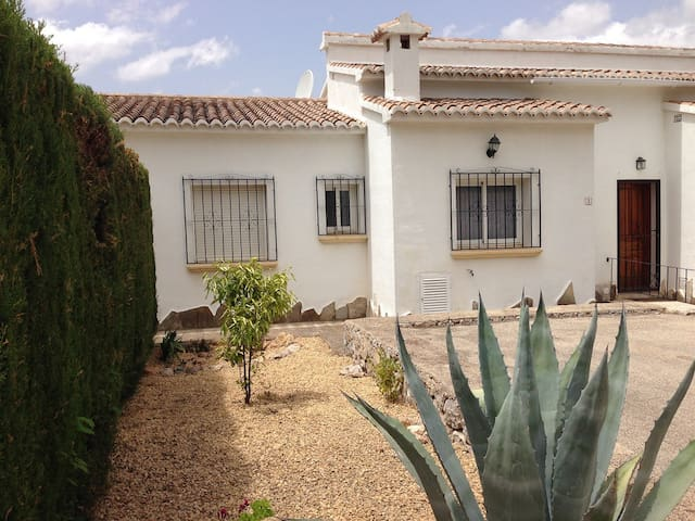 Villa  Orba near  Javea with scenic views - Puerta del Valle Murla